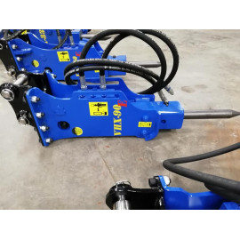 Hydraulické kladivo VHX90EVO 1,2 - 2,0t