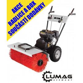 Motorový zametač LUMAG KM800