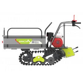 Mechanický minidumper M-350 / GX160 HONDA elektrický štartér