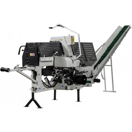 Štiepací poloautomat Lumag SSA-500E