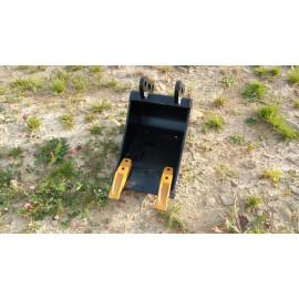 Lyžica na minibager TUR 40 cm