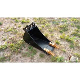 Lyžica na minibager TUR 25 cm predĺžená verzia