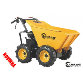 Minidumper Lumag MD 300R kolesový 4x4