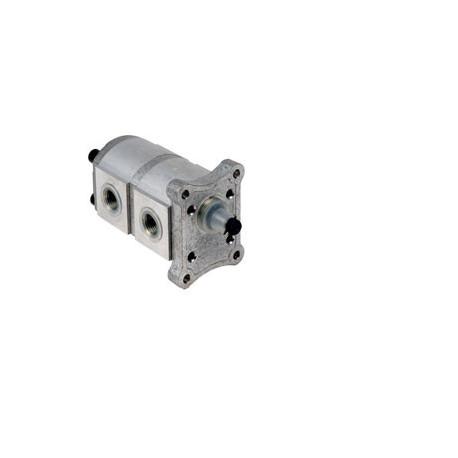 Dvojité hydraulické čerpadlo tandem 3,2+3,2 cc