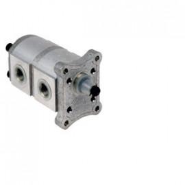 Dvojité hydraulické čerpadlo tandem 6,3+6,3 cc