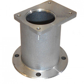 Držiak čerpadla a motora a chránič elastickej spojky pre 6,5HP