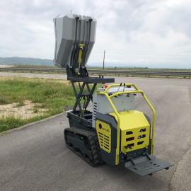 Minidumper MCH PRO HYDRO 850 HT-L100AE Diesel YANMAR