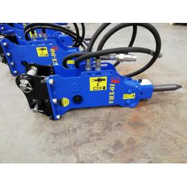 Hydraulické kladivo VHX61EVO 0,5-1,0t